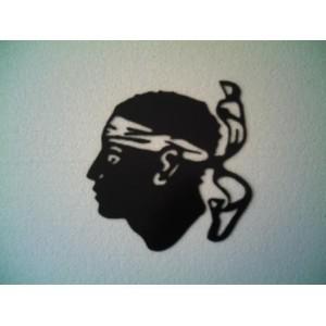 Emblème Corse Taille 2