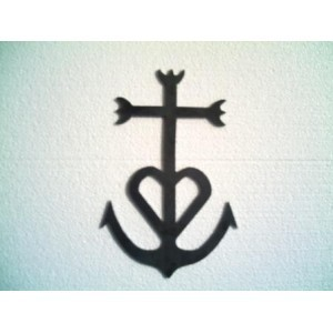 Croix Gardianne taille 1