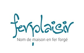 Ferplaisir - Nom de maison fer forge ...